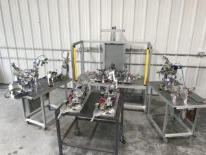 CUSTOM MACHINE TOOLS & FIXTURES